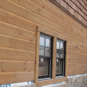 Adirondack Wood Siding Woodhaven Log Lumber