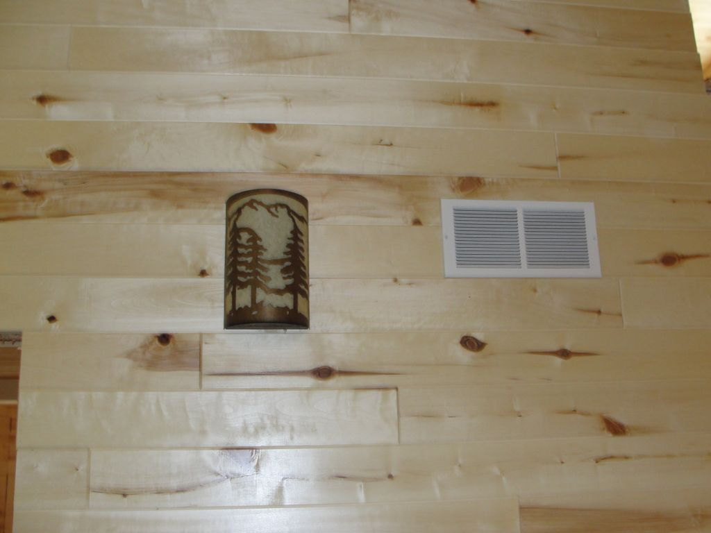 Knotty Pine Paneling Tongue Amp Groove Woodhaven Log