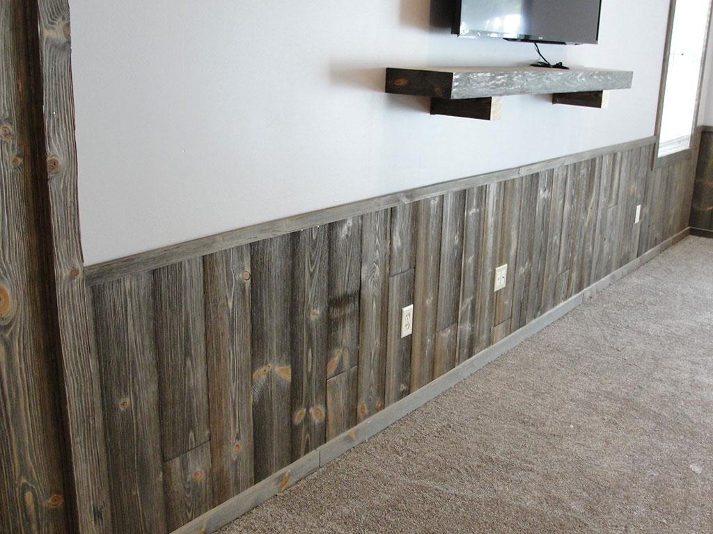 Barn Wood Paneling Woodhaven