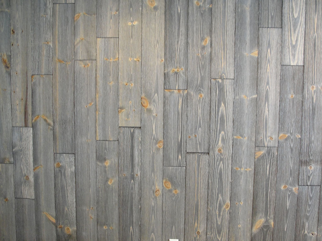 Distressed Faux Wood Siding Home Design Idea