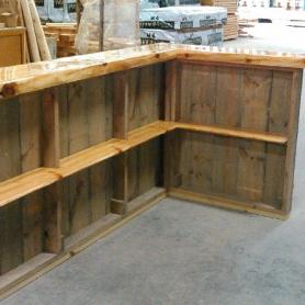 WoodHaven custom bar