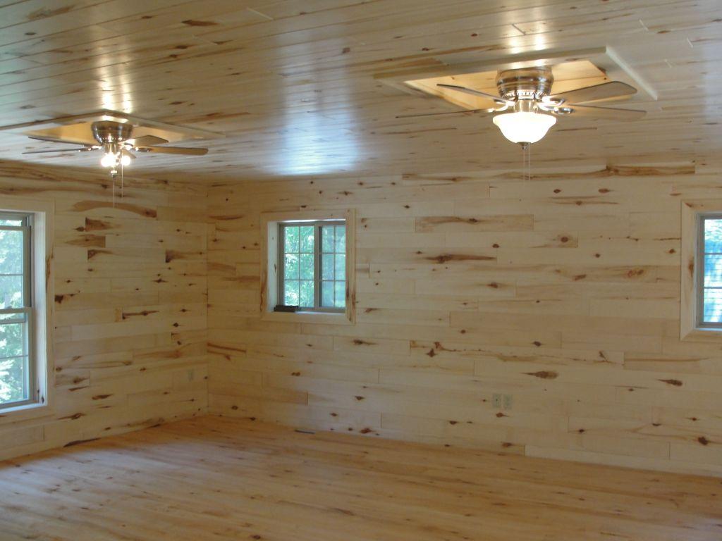 Aspen tongue and groove paneling - Aspen Paneling WoodHaven Log & Lumber