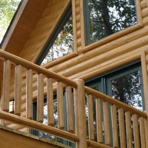 WoodHaven kiln dried D window trim