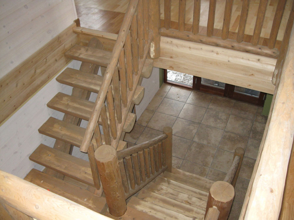 Log Home Accessories