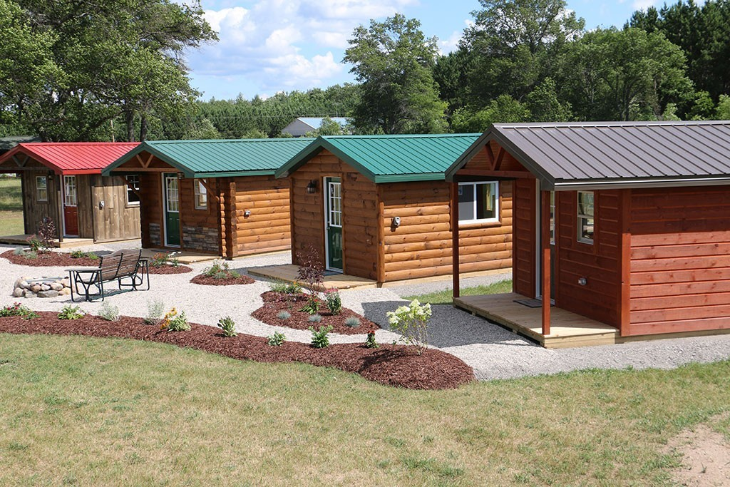 WoodHaven Tiny Cabins | WoodHaven