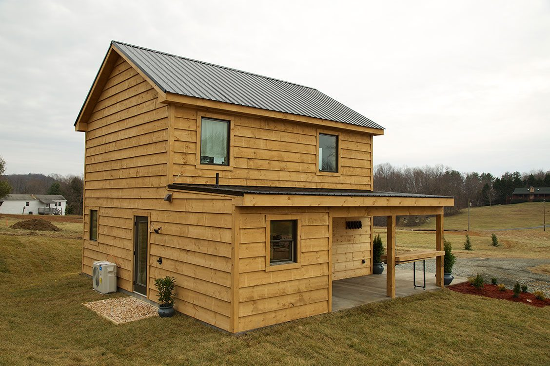 Tiny House Nation WoodHaven Log Lumber