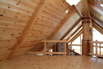 8 inch knotty pine paneling