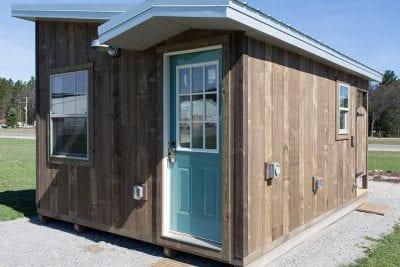 Custom barn wood siding