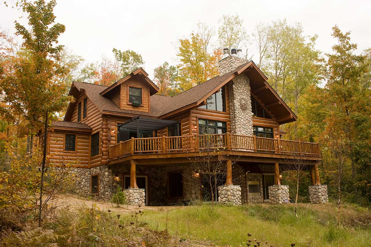 Log Siding Patterns Choices Amp Pricing Woodhaven