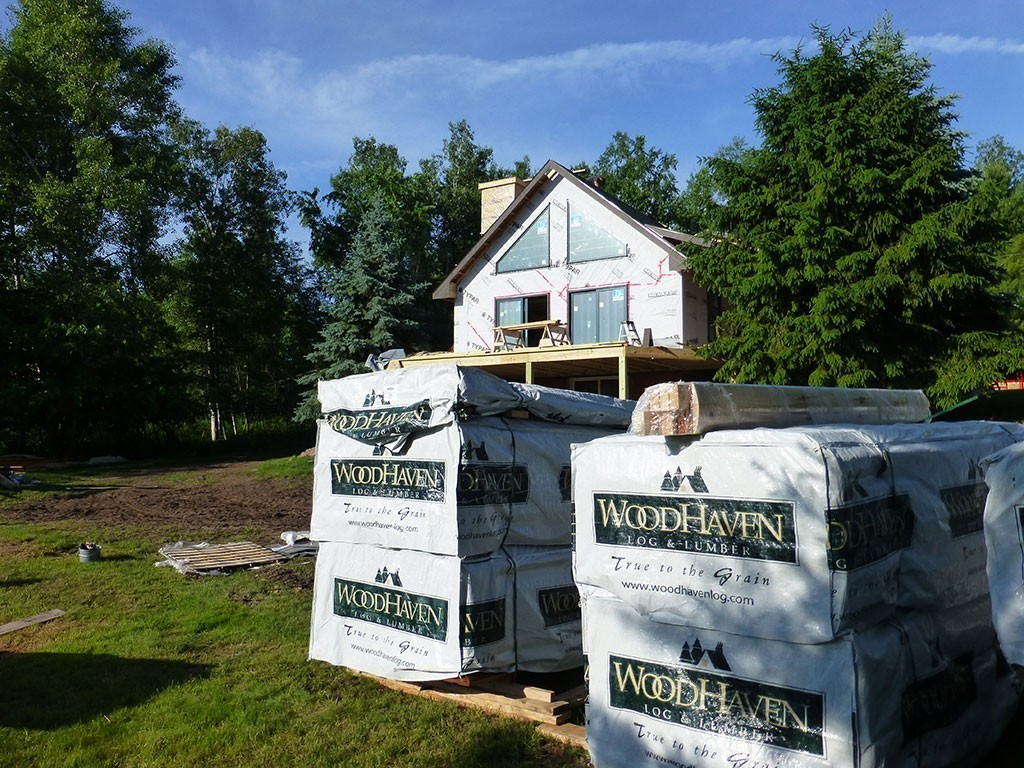 Want A Log Home Builder 39 S Perspective Woodhaven Log