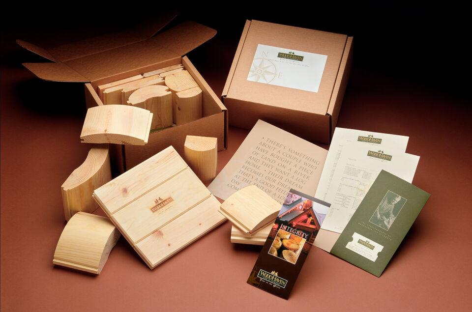 WoodHaven Log & Lumber Sample Kit