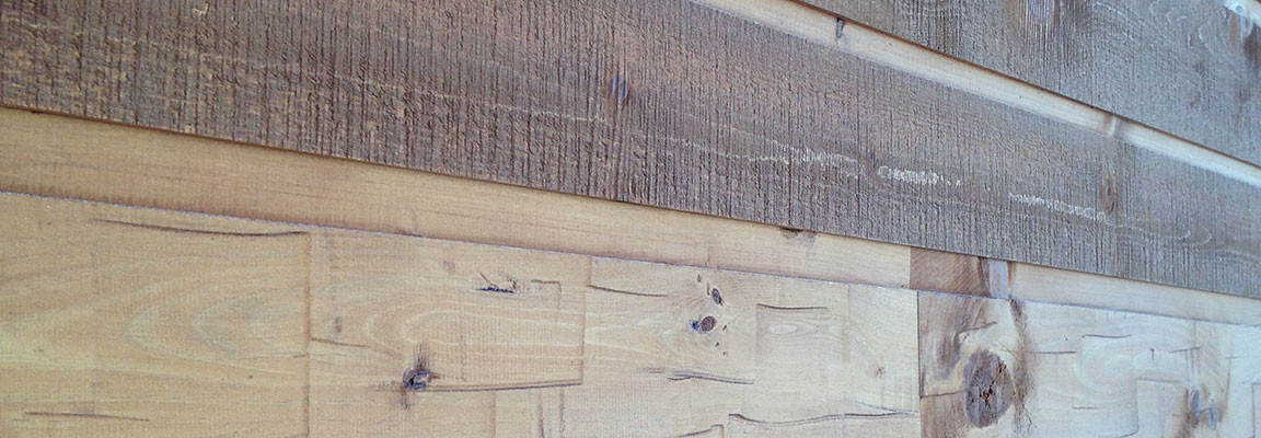 Adirondack Wood Siding