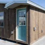 Want a beach house made from a tiny cabin?