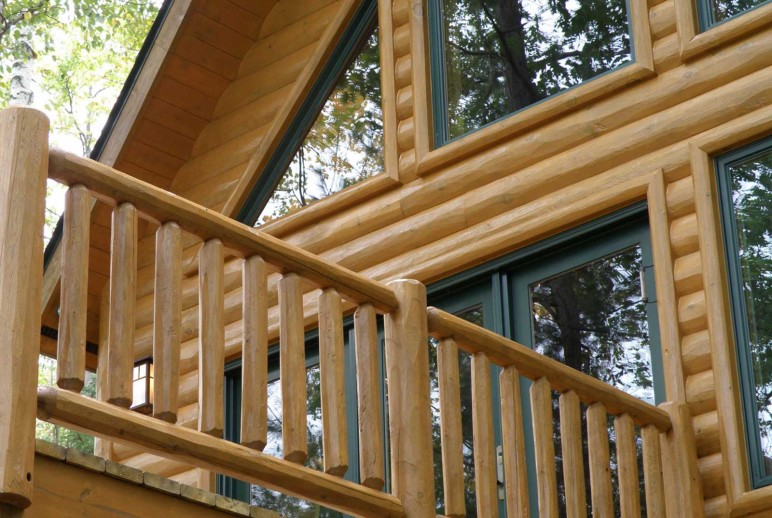 Trim And Corners Woodhaven Log Amp Lumber