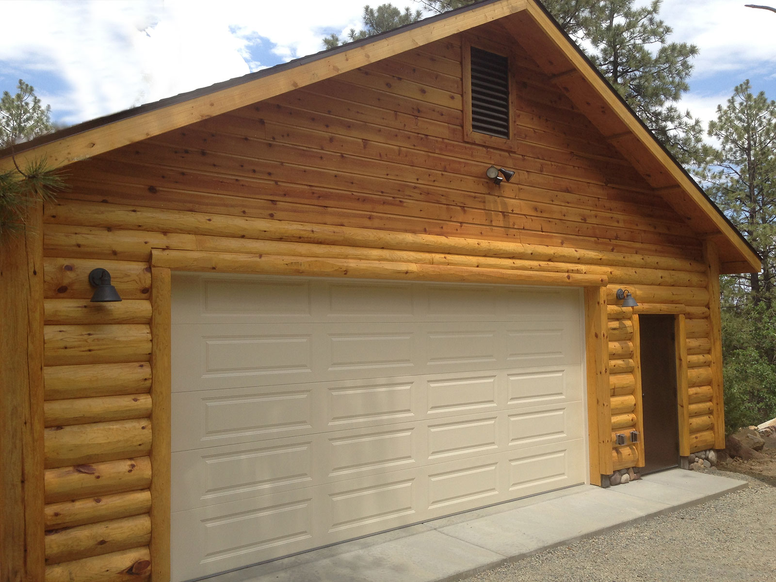 Log Siding Log Cabin Siding And Knotty Pine Paneling