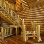 Quality wood increases the value of a home or cabin